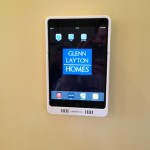 Glenn Layton Homes Connected iPad