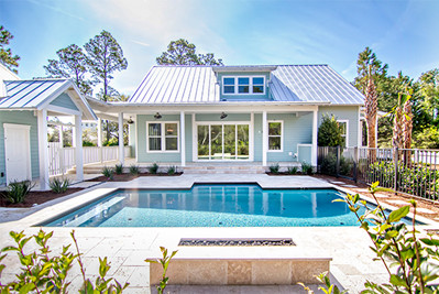 Custom home builder in jacksonville fl glenn layton homes for Pool design jacksonville fl