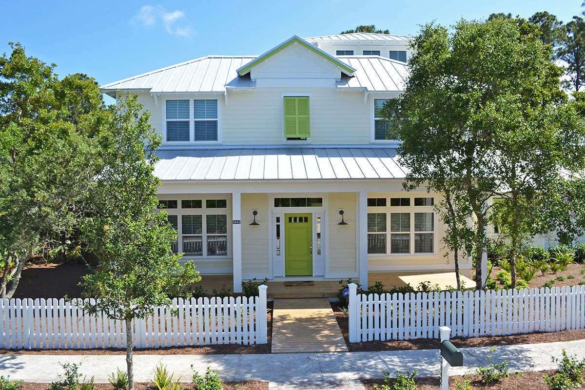 Custom Jacksonville Beach Homes At Paradise Key ...