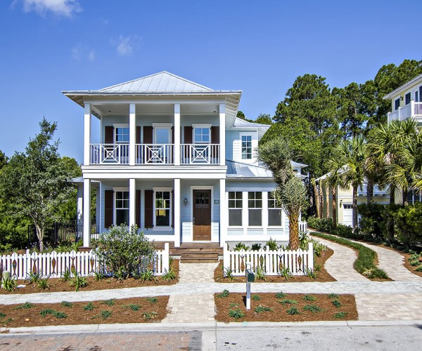 Custom Jacksonville Beach Homes at Paradise Key