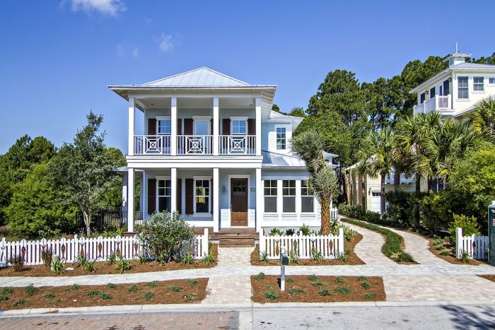 Custom Jacksonville Beach Homes At Paradise Key