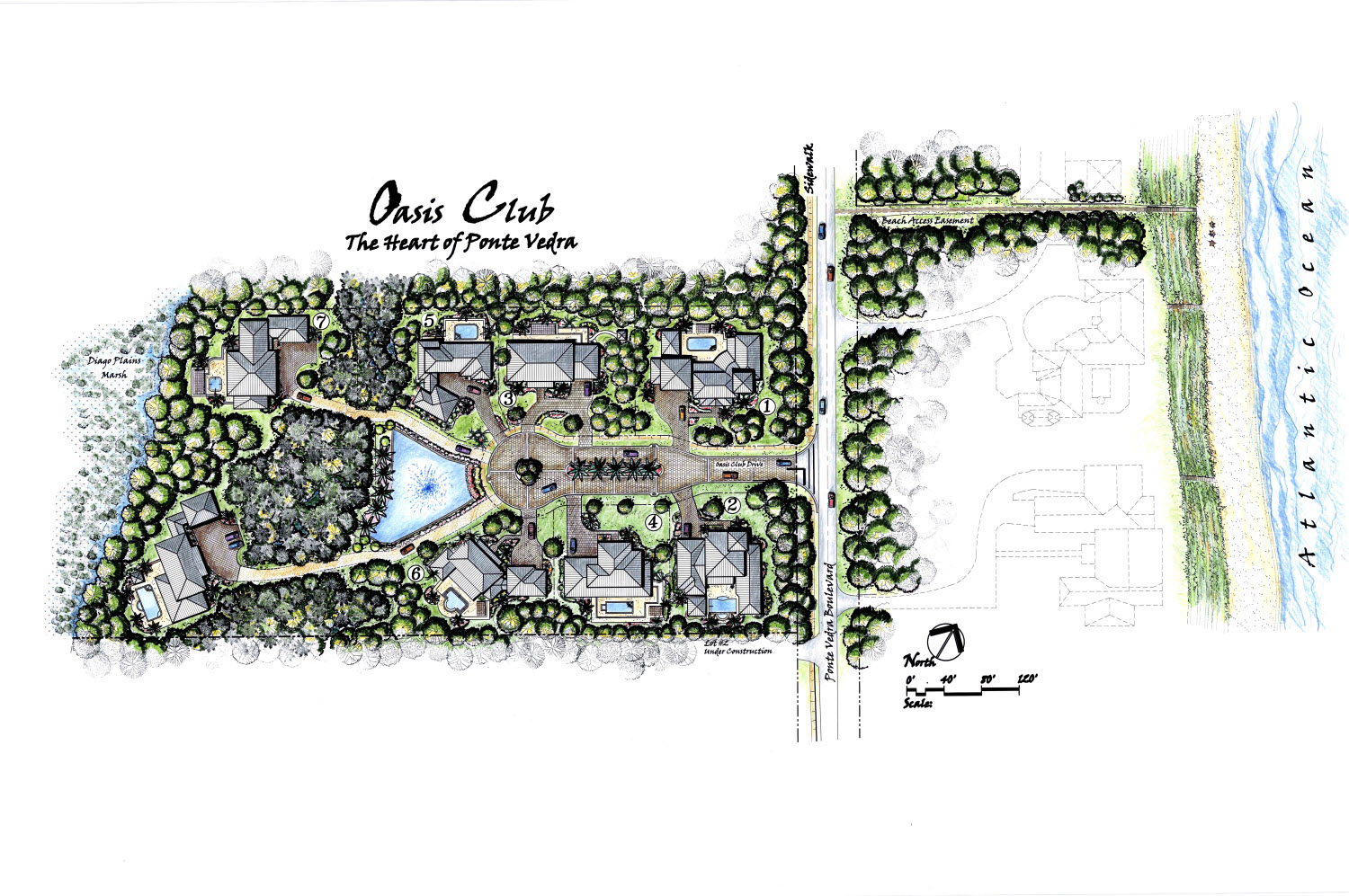 Ponte Vedra FL Homes at Oasis Club