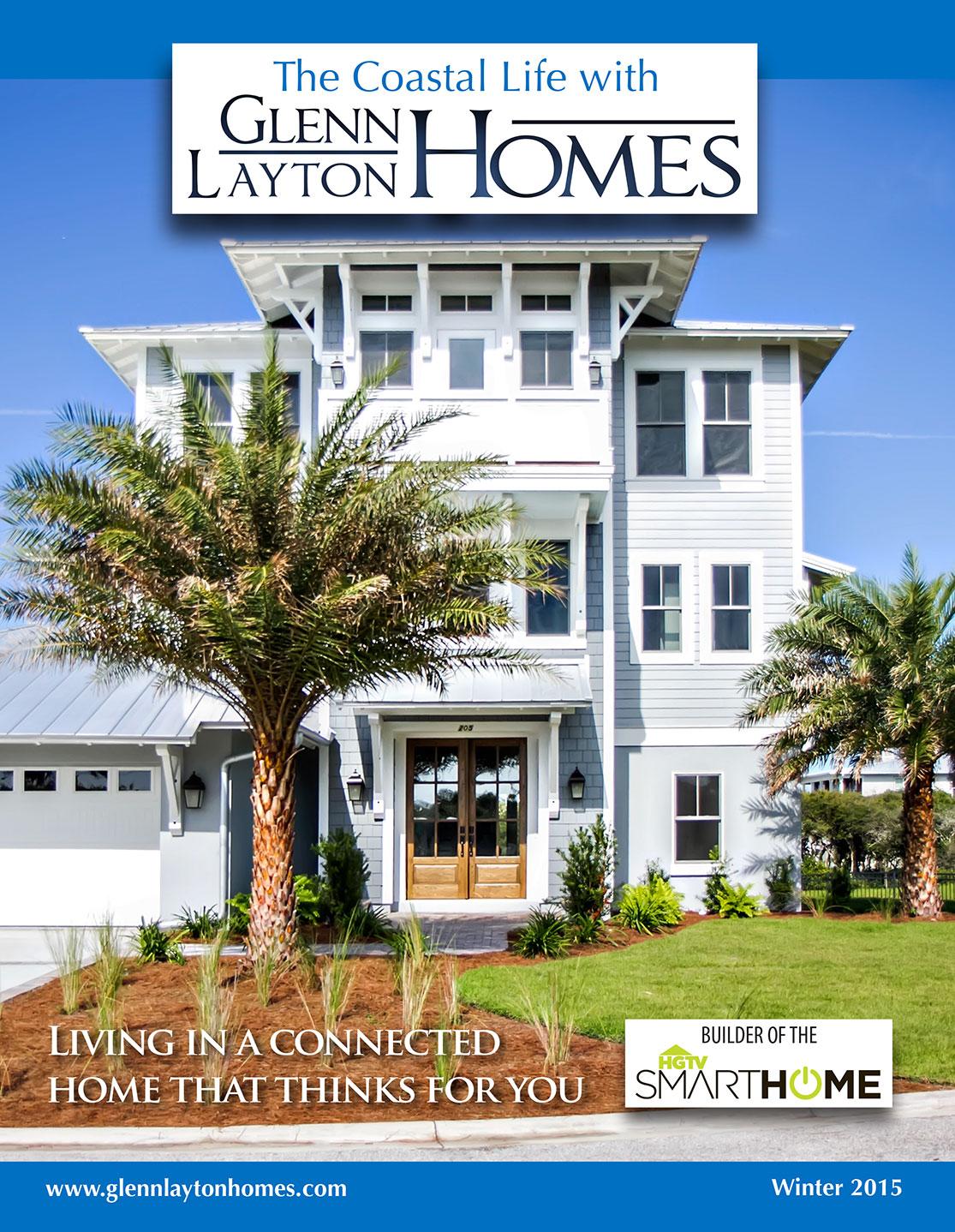 The Coastal Life Magazine - Glenn Layton Homes